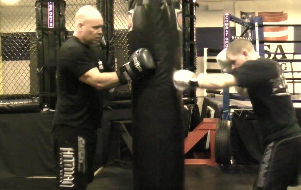 Beginner Heavy Bag Training Tips