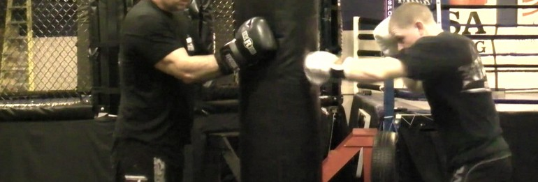 6085e820b80 Heavy Bag Workout - Lombard MMA Archive