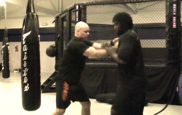 MMA Clinch Striking(Dirty Boxing)