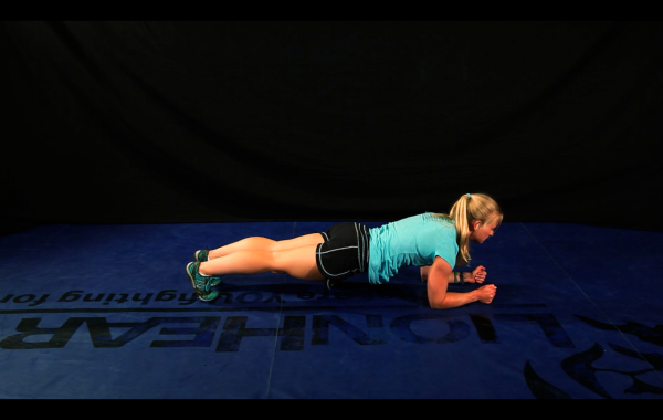 LombardMMA-FIT Abdominal Routine #4