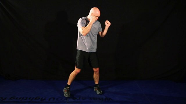 MMA Footwork Agility Drills (1,2,3's)