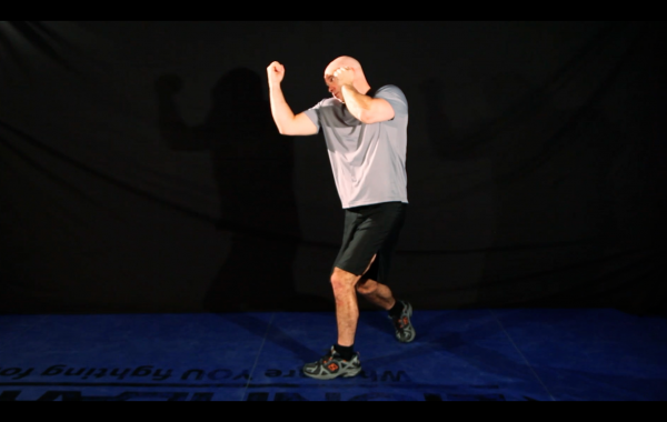 Static Shadow Boxing(Beginners)