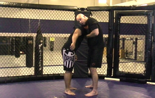 Standing Front Choke (Hand Grip Options)