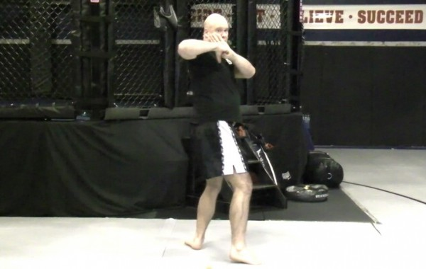 Muay Thai: Spinning Back Elbow