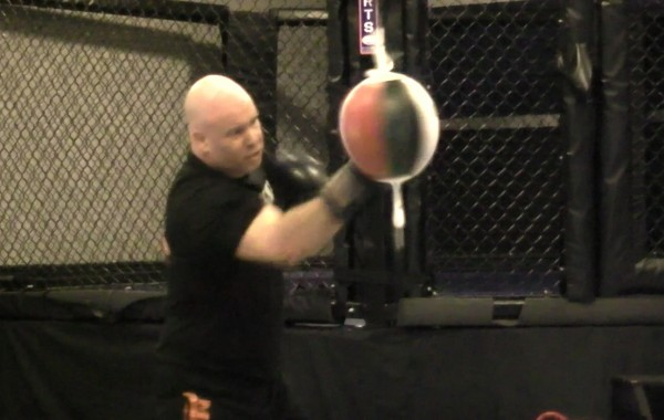 Boxing – Double End Bag Drill: Finishing Pace