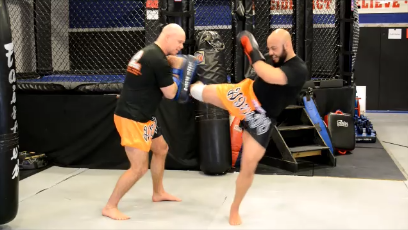 Muay Thai Conditioning: Power Kicks