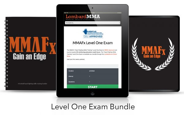 MMAFx Level One Exam Bundle