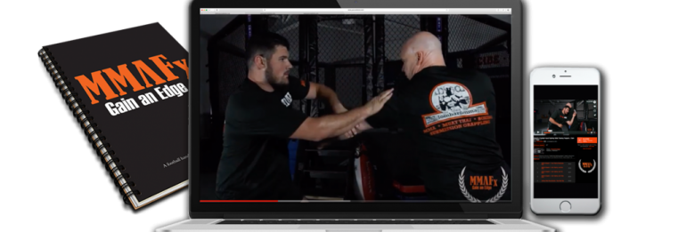 MMAFx: Hand Fighting & Hand Speed Instructional Video Set & Training Manual
