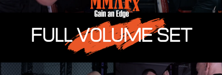 MMAFx Full Video Set: Volumes 1-4